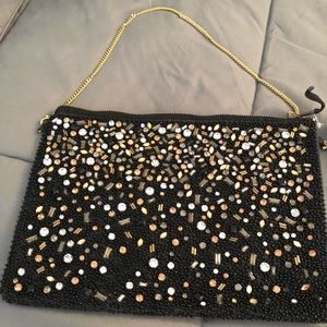 Anthropologie clutch NW